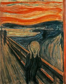 Jungian perspective on Anxiety and Depression: Ed Munch the Scream