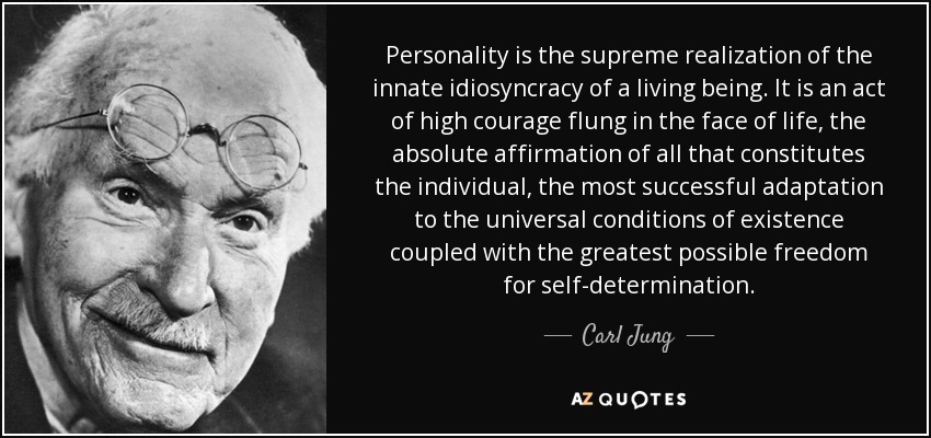 Personality Development in Jungian Psychology